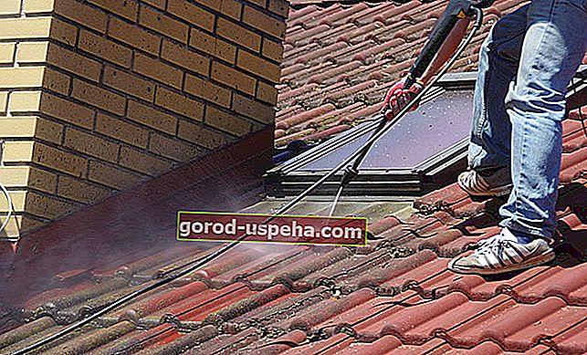 6 nasvetov za pravilno čiščenje strehe