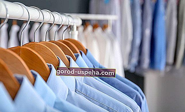 Как правилно да почистите дрехите си на химическо чистене?