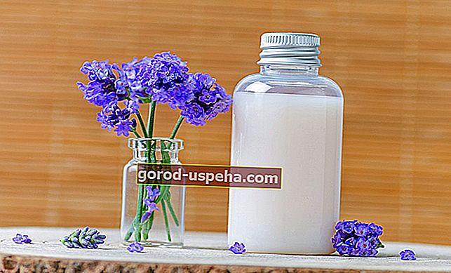 Nič odpadkov: kako sami narediti gel za prhanje?