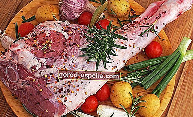 Kako pravilno odmrzniti meso?