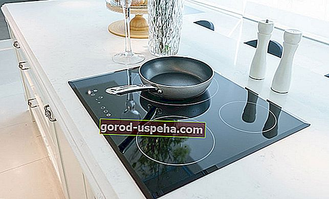 Ugotovite, ali posoda ustreza indukcijski kuhalni plošči