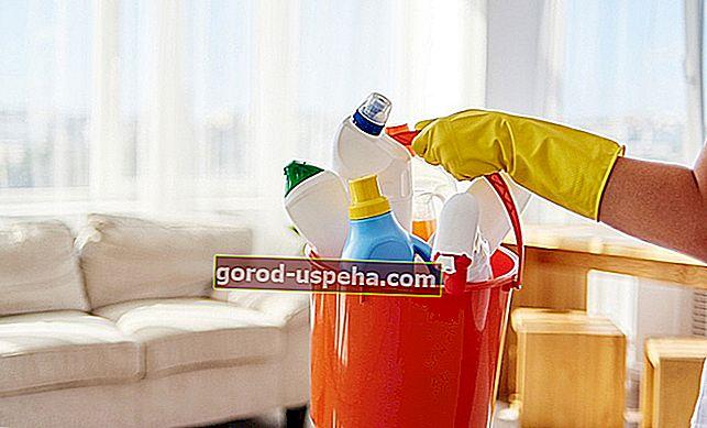 Nasveti za hitrejše čiščenje