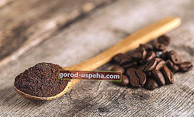 Bahçede kahve telvesi kullanmak: 8 ipucu