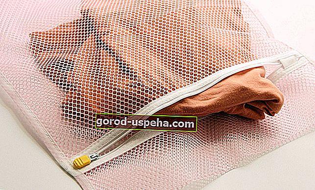 Dobri razlogi za uporabo pralne mreže