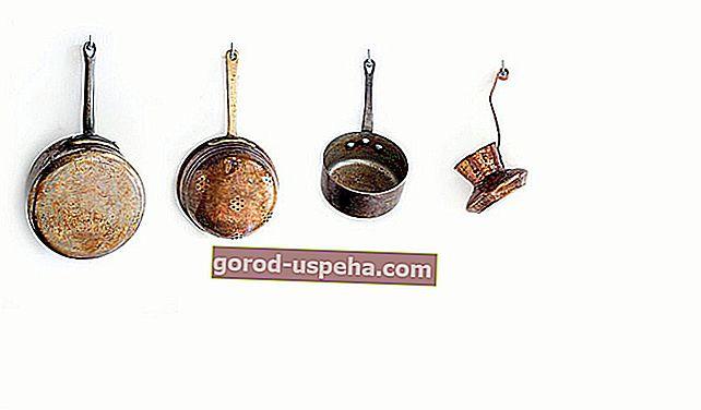 4 nasveti za učinkovito čiščenje bakra