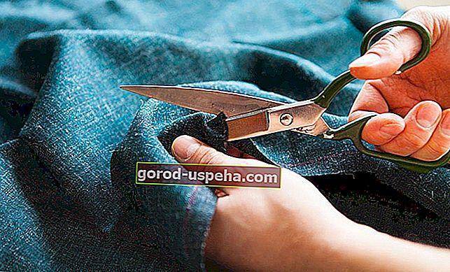 9 практични съвета за заточване на ножиците