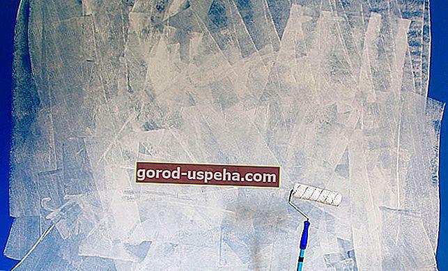 Odstranite pasto za ozadje s sten