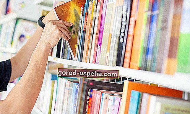 Praktični nasveti za organizacijo vaše knjižnice