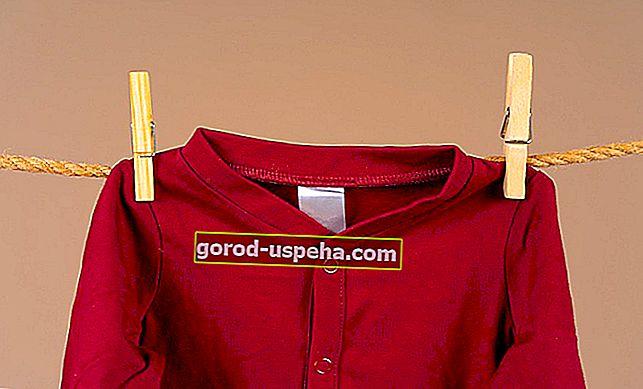 10 nasvetov, kako poskusiti obnoviti skrčeno oblačilo