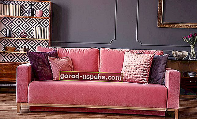 4 savjeta za čišćenje baršunaste sofe