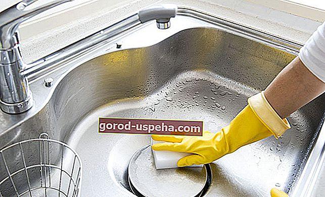 11 savjeta za postizanje sjaja vašeg sudopera od nehrđajućeg čelika