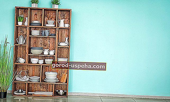 Reușește să fixezi singur o piesă de mobilier pe perete
