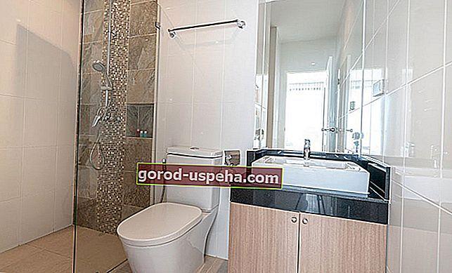 Какие средства использовать для уборки ванной комнаты?