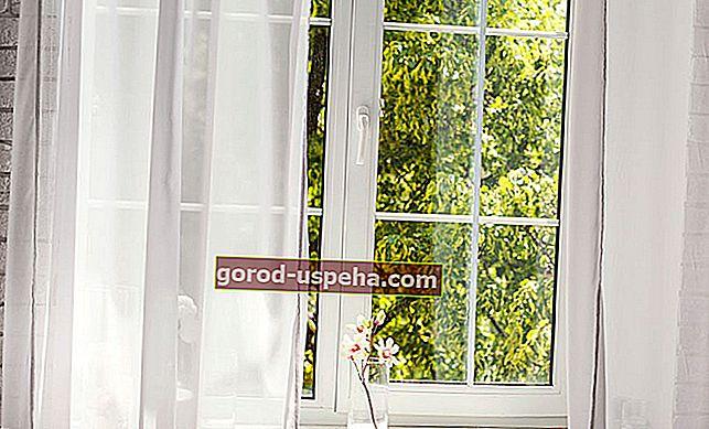 7 sfaturi pentru a deschide cu succes o fereastră blocată