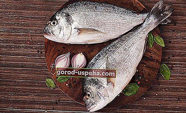 7 savjeta za uklanjanje mirisa ribe u kući