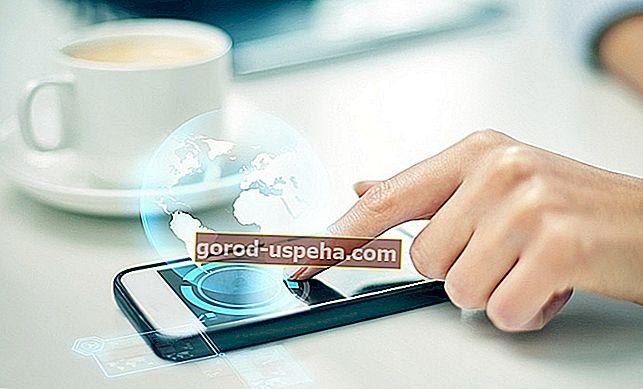 Napravite hologram pametnim telefonom