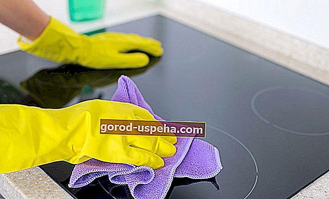 4 sfaturi practice pentru curățarea plitei cu inducție