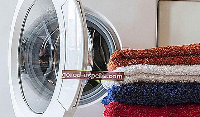 Ocatom uklonite vapno iz perilice rublja