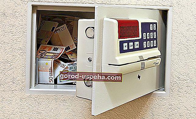 Savjeti za skrivanje sefa kod kuće