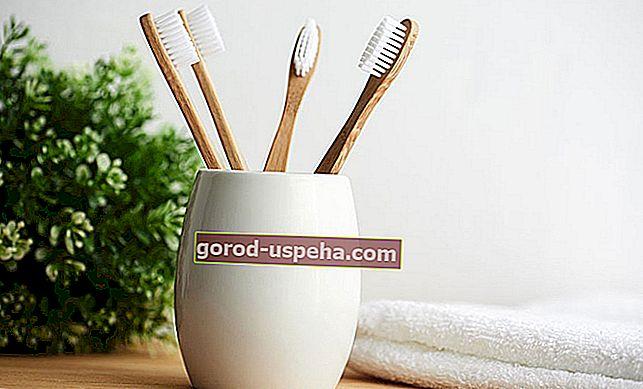Kada i kako čistite četkicu za zube?