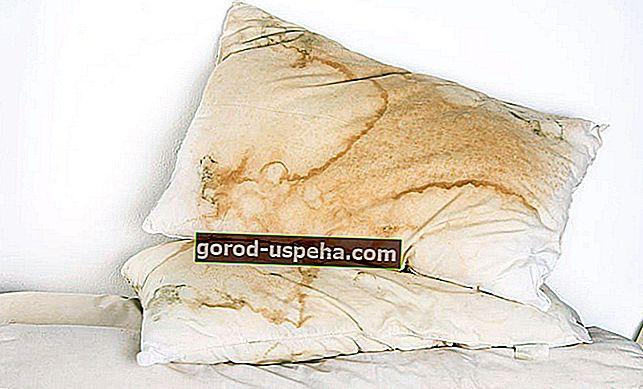 3 savjeta kako napraviti jastuk žutim s prirodnim proizvodima