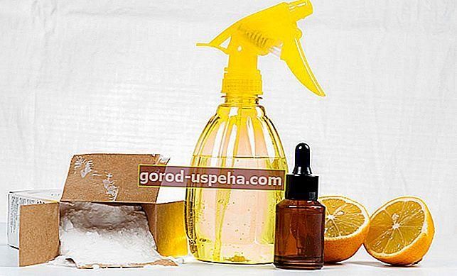 Recepti: sami napravite ekološki prihvatljivo višenamjensko sredstvo za čišćenje