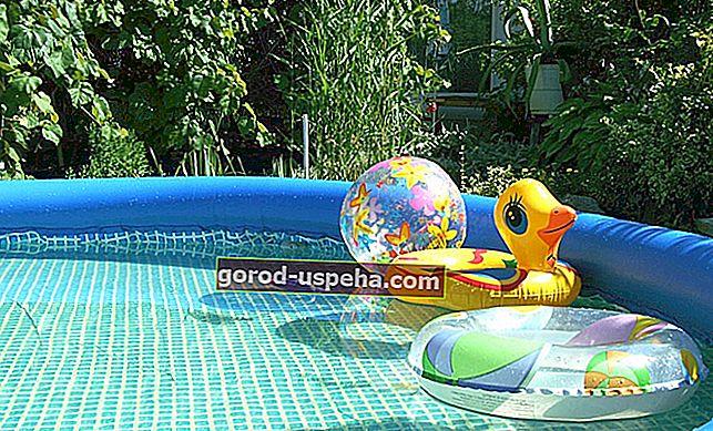 Cum se repară o piscină gonflabilă?