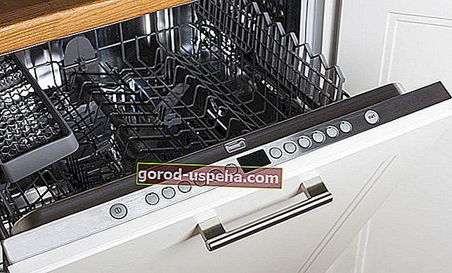 4 učinkovita savjeta za čišćenje perilice posuđa