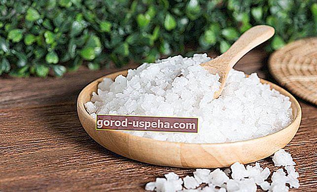 5 неща, свързани с Epsom сол в градината