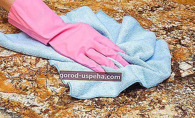 3 совета, как правильно очистить мрамор, не повредив его