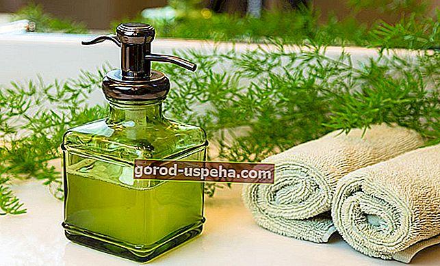 Рецепта: екологичен и икономичен течен сапун за ръце