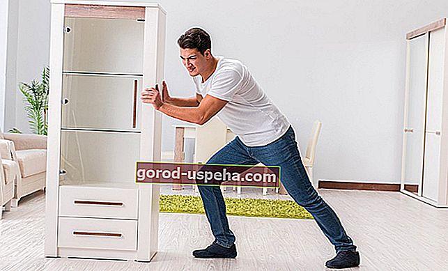 5 практически техники за лесно преместване на мебели