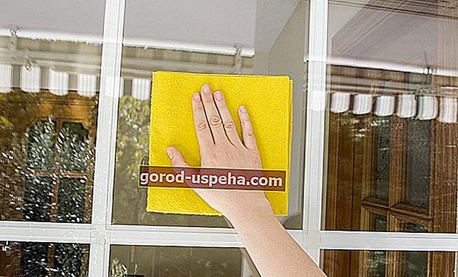 10 съвета за премахване на драскотини от стъкло