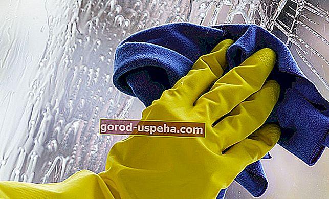 7 nasvetov za učinkovito čiščenje pleksi stekla